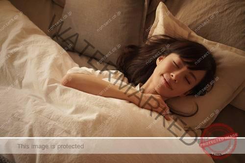 ぐっすりと眠って身体を休ませること