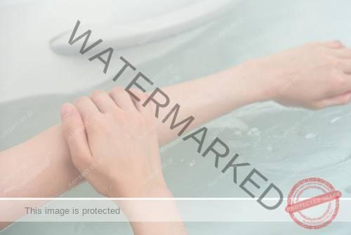 5.冷え解消&痩せ体質「高温半身浴&冷水シャワー浴」
