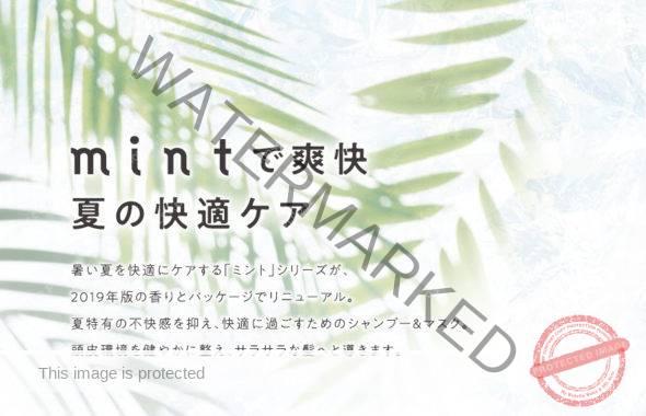 梅雨のどんより気分を爽快リセット!夏の髪と頭皮の快適ヘアケア「mint(ミント)シャンプー」人気の秘密とは?