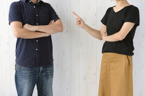 Q.「アンタ男なんだから美容室なんか、 別に行かなくてもいいでしょ? って言われました。」